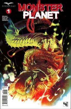 Monster Planet 1-F