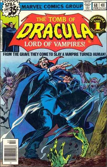 Tomb of Dracula (1972) 68-A by Marvel