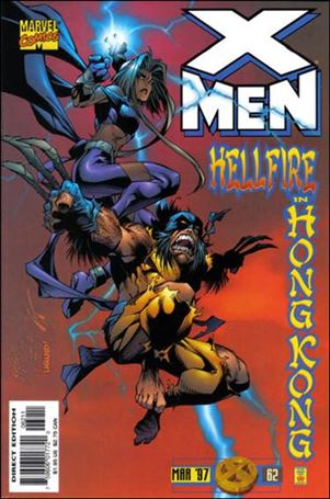 X-Men (1991) 62-B
