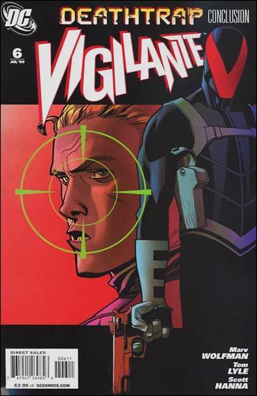 Vigilante (2009) 6-A by DC