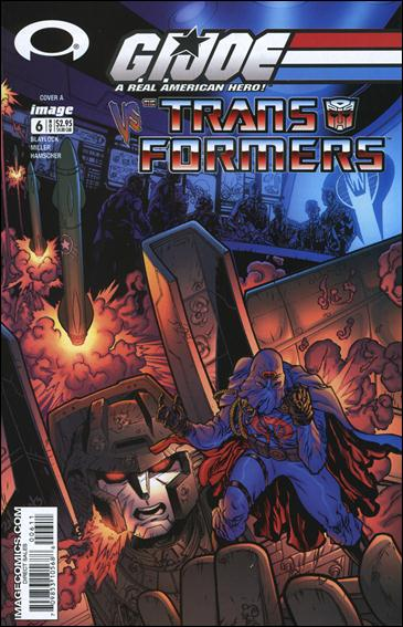 G.I. Joe vs the Transformers (2003) 6-A by Image