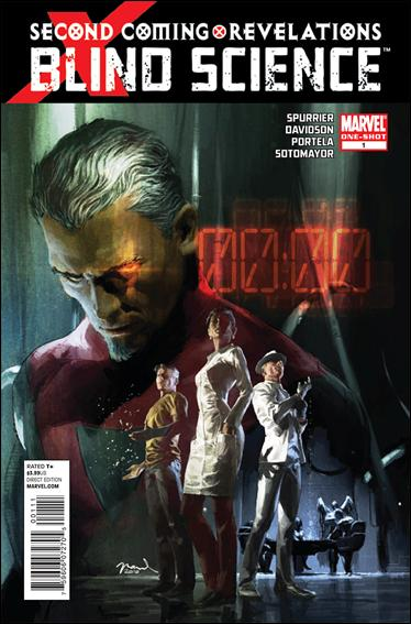 X-Men: Blind Science 1-A by Marvel