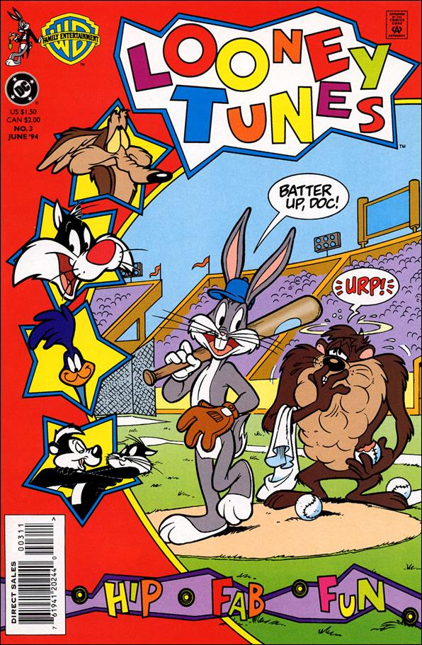 Looney Tunes (1994) 3-A by DC