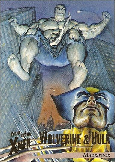 1996 Fleer Ultra X-Men: Wolverine (Base Set) 54-A by Fleer