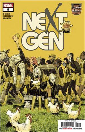 Age of X-Man: NextGen 5-A