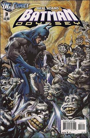 Batman: Odyssey (2011) 3-A