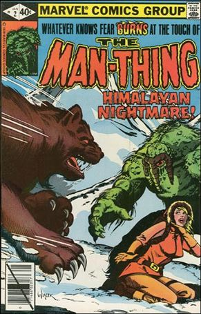 Man-Thing (1979) 2-A