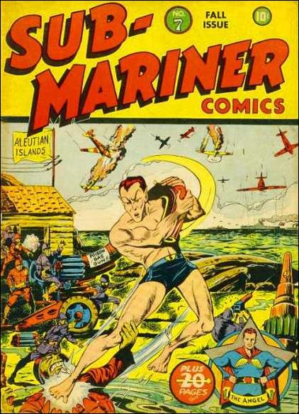 Sub-Mariner (1941) 7-A by Atlas