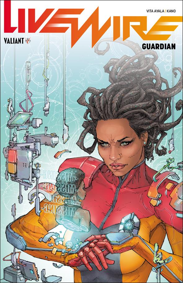 Livewire 2-A by Valiant Entertainment
