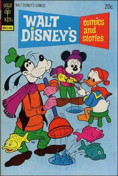 Walt Disney's Comics and Stories (1940) 400-A by Dell
