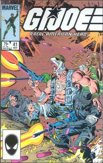 G.I. Joe: A Real American Hero 41-A by IDW