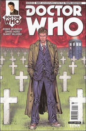 Doctor Who: The Tenth Doctor 9-A