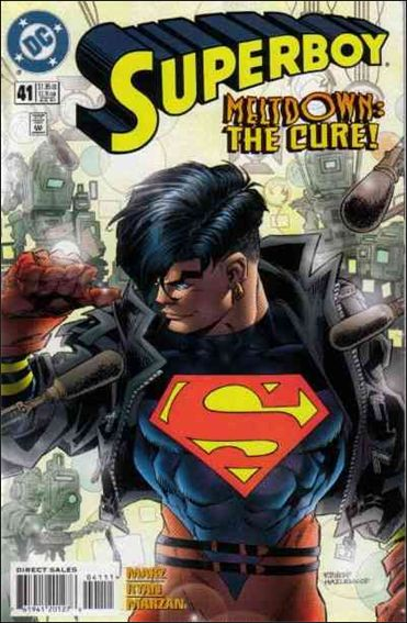 Superboy (1994) 41-A by DC