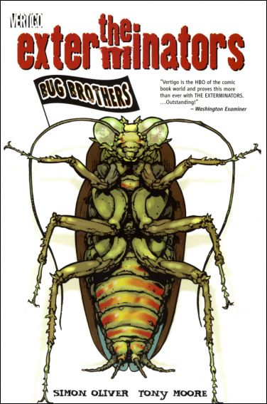 Exterminators 1-A by Vertigo