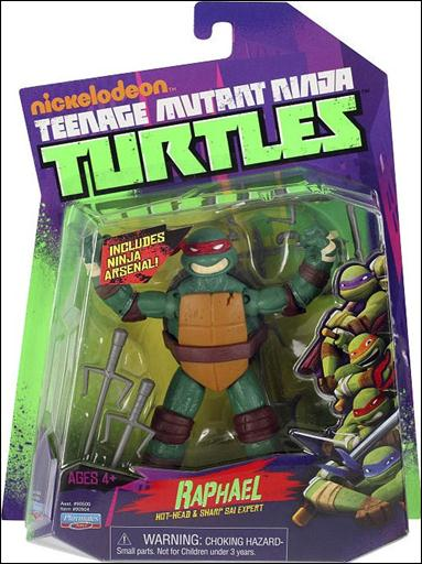 Teenage Mutant Ninja Turtles (2012) Raphael by Playmates