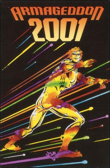 Armageddon 2001 Checklist (Promo) 1-A by DC