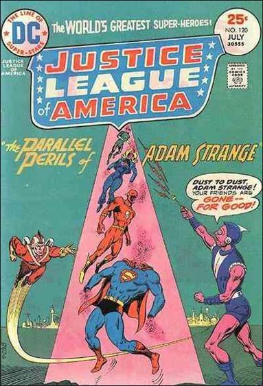 Justice League of America (1960) 120-A by DC