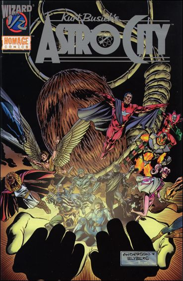 Kurt Busiek's Astro City (1996) 1/2-B by Homage Comics