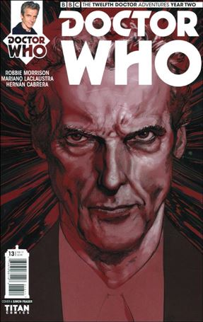 Doctor Who: The Twelfth Doctor Year Two 13-A