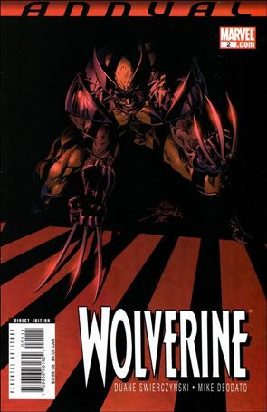 Wolverine Annual '2'-A