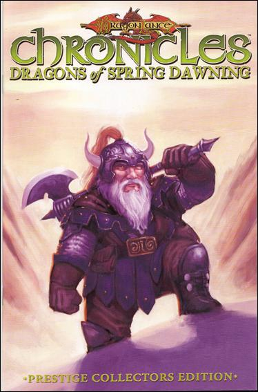 Dragonlance: Chronicles (2007) 8-B by Devil's Due