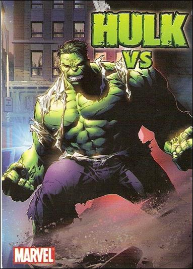 Hulk vs nn2-A by Marvel