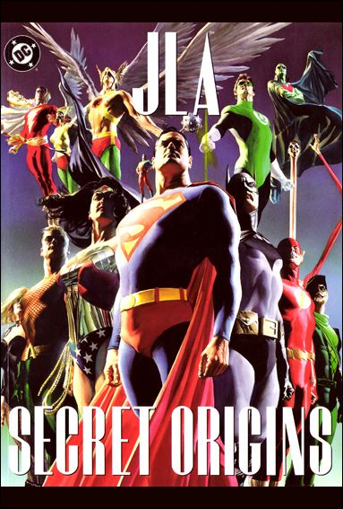 JLA: Secret Origins 1-A by DC
