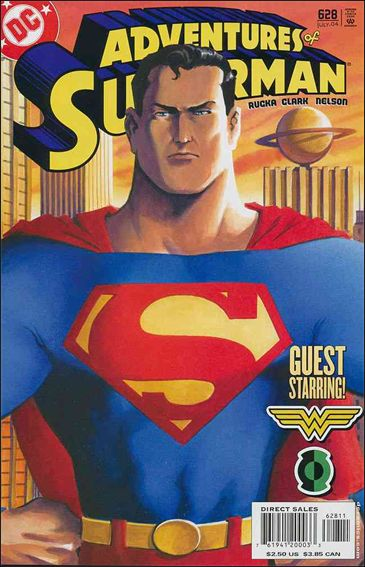 Adventures of Superman (1987) 628-A by DC