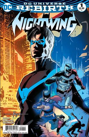 Nightwing (2016) 1-A