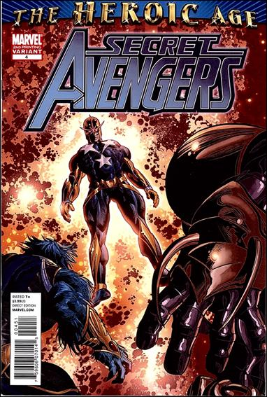 Secret Avengers (2010) 4-D by Marvel