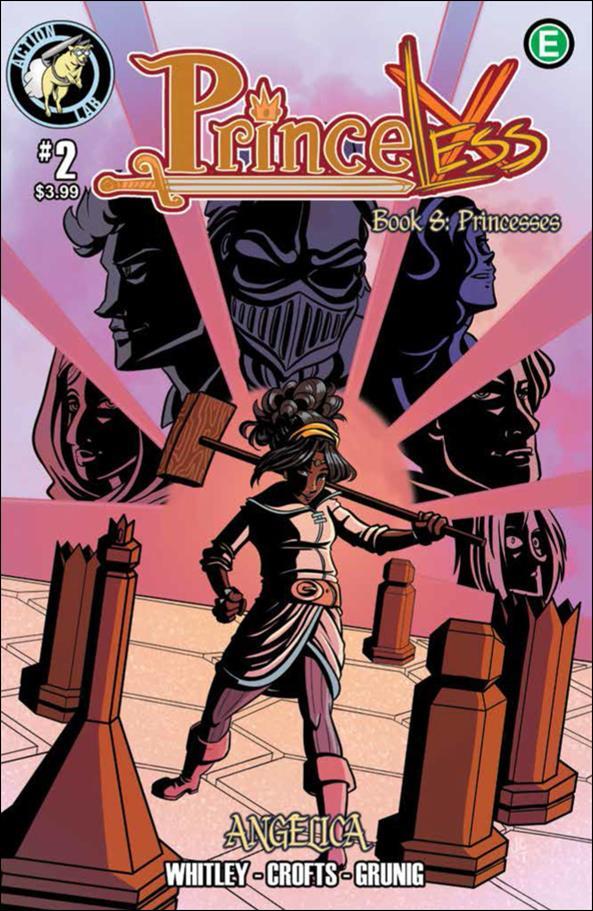 Princeless: Princesses 2-A by Action Lab Entertainment
