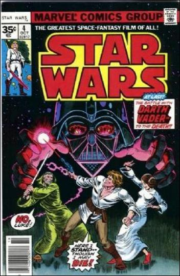 Star Wars (1977) 4-B by Marvel