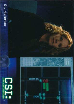 CSI: Crime Scene Investigation - Series Two (Base Set) 15-A