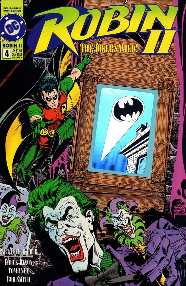 Robin II 4-B by DC