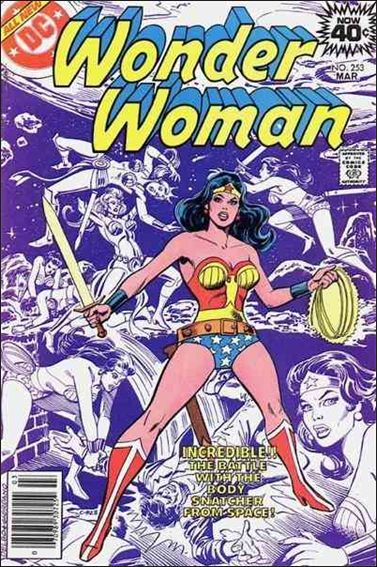Wonder Woman (1942) 253-A by DC