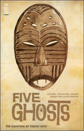 Five Ghosts: The Haunting of Fabian Gray 2-B