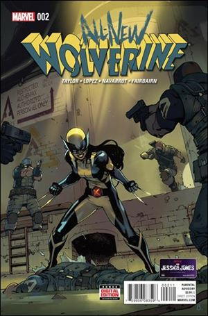 All-New Wolverine  2-A