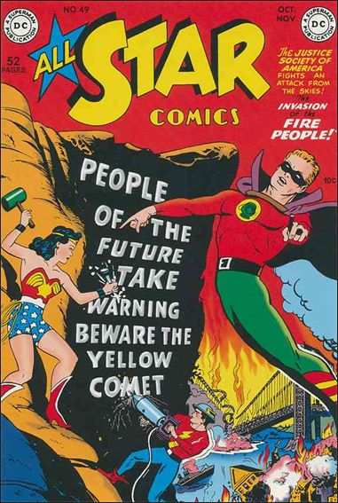 All Star Comics (1940) 49-A by DC