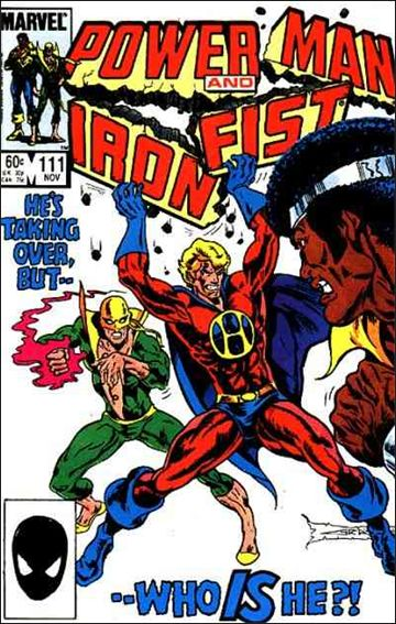 Power Man and Iron Fist (1978) 111-A by Marvel