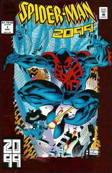 Spider-Man 2099 (1992) 1-B by Marvel