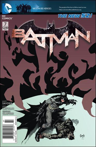 Batman (2011) 7-A by DC