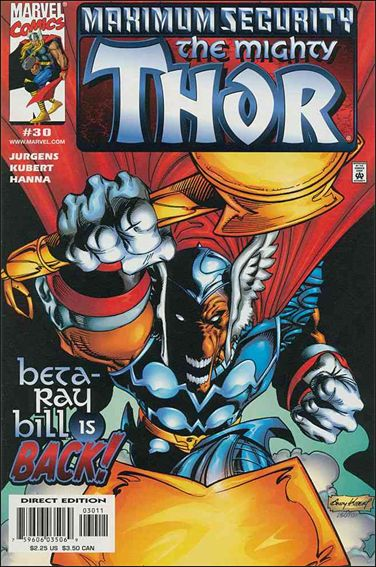 Thor (1998) 30-A by Marvel
