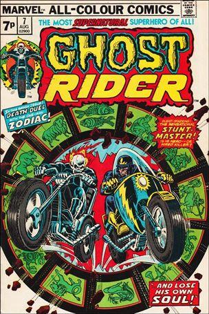 Ghost Rider (1973) 7-B