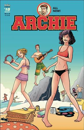 Archie (2015) 10-C