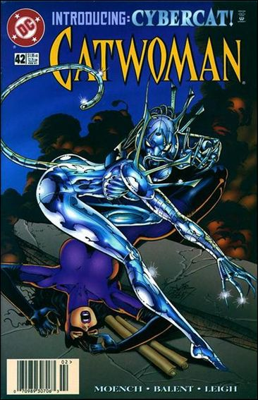 Catwoman (1993) 42-A by DC