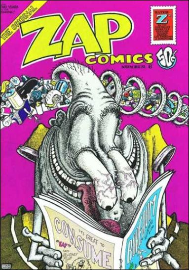 Zap Comix 6-A by Last Gasp