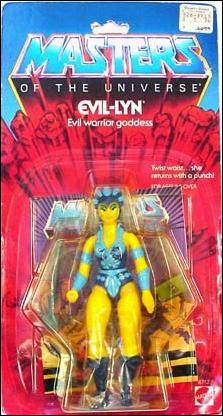 Masters of the Universe (Original Series) Basic Action Figures Evil-Lyn by Mattel