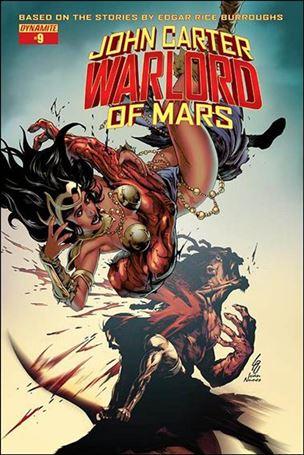 John Carter: Warlord of Mars (2014) 9-D