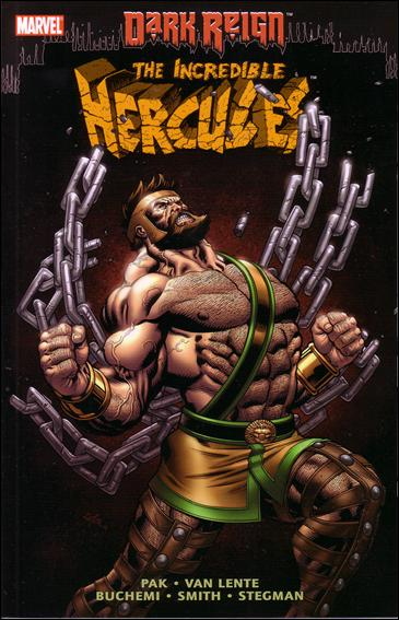 Incredible Hercules: Dark Reign nn-A by Marvel