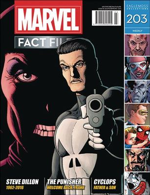 Marvel Fact Files 203-A